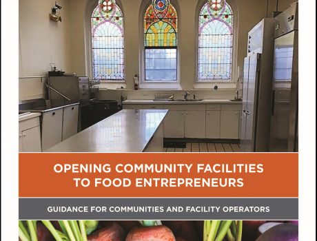 Opening Community Facilities to Food Entrepreneurs