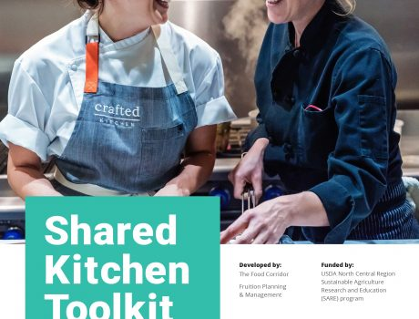 Shared Kitchen Toolkit Released
